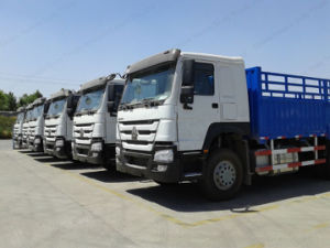 China Sinotruk HOWO 6X4 30ton Stake Cargo Truck with High Quality pictures & photos