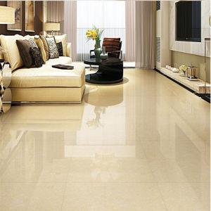 China Nano 60X60cm Full Polished Glazed Porcelain Floor