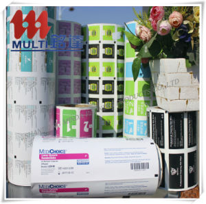 Medical Alcohol Pads Alcohol Swabs Use Aluminum Foil Paper pictures & photos