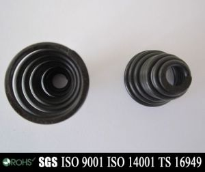 High Temperature High Load Compression Springs Made by CNC Spring Coiling Machine