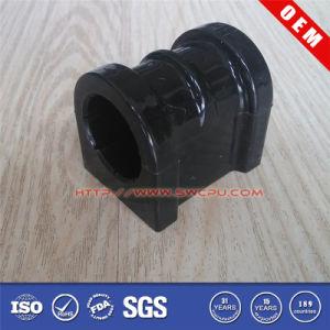 Black ABS/PP/PE/POM/PA Plastic D-Shape Bellow Bushing (SWCPU-P-B114) pictures & photos