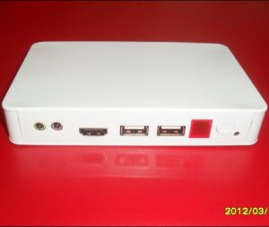 Manufacturing Android 2.2 Thin Client PC Station 4GB Flash 1080p HD pictures & photos