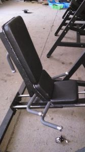 Commercial Hammer Strength Gym Exercise Equipment ISO-Lateral Leg Press pictures & photos