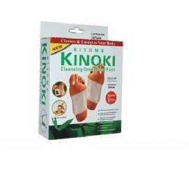 Kinoki Effective Detoxin Foot Patch pictures & photos