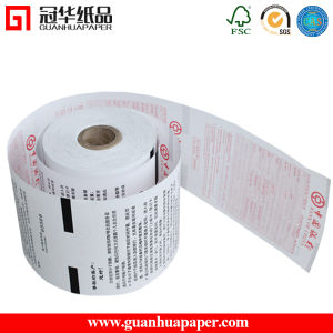 Heat Transfer, Cash Register Paper Type Thermal Paper pictures & photos
