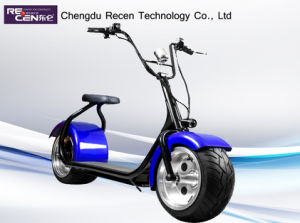 2016 New Design Two Wheel Electric Scooter City Coco 48V 12ah pictures & photos