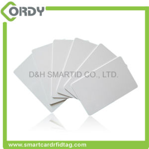 Rewritable Plastic PVC Smart Card Chip EM4305 RFID Card From EM Company pictures & photos