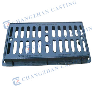 Cast Iron Trench Drain Grate pictures & photos