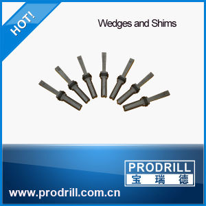 14mm- 38mm Rock Drill Shims and Wedges pictures & photos