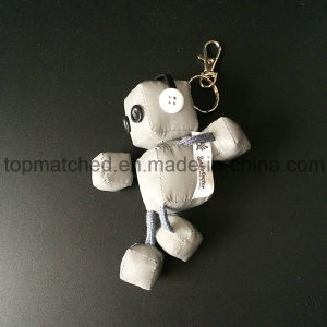 Ce En13356 Soft Stuffed Robot Reflective Soft Toy Soft Reflector pictures & photos