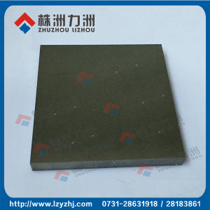 Tungsten Carbide Flat Block with Wear Resistance pictures & photos