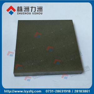 Tungsten Carbide Flat Block with Wear Resistance