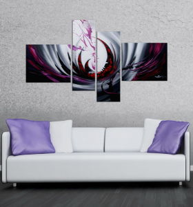High Quality Modern Canvas Abstract Oil Painting