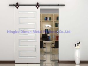 Wood Sliding Door Hardware (DM-SDU 7205) pictures & photos