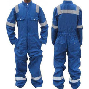 OEM Wholesale Men Work Fireproof Coverall pictures & photos