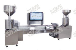 Cooling Ointment Measuring Cup Filling Machine pictures & photos