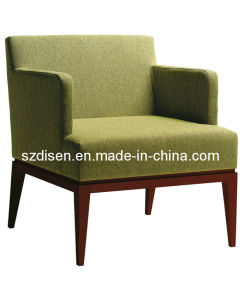 Modern and Fashion Hotel Wooden Chair/ Sofa (DS-H208) pictures & photos