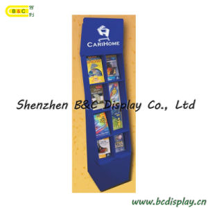 2016 Hot Selling with High Quality Cardboard Floor Display Standee (B&C-A067) pictures & photos