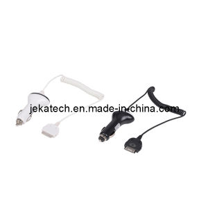 30 Pin USB Cable Car Charger for iPhone 4/4s pictures & photos