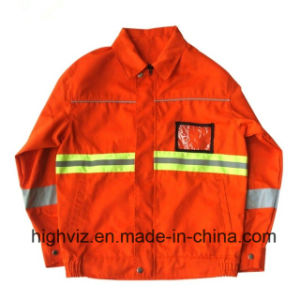 High Quality Reflective Jacket for Cleaning Workers (C2402) pictures & photos