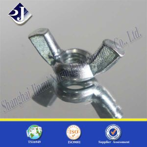 Galvanizing Plated Coating Butterfly Nut pictures & photos