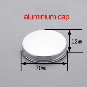 68/410 Cream Jar Round Aluminium Cosmetic Metal Screw Lid/Cover pictures & photos