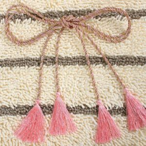 Low Price Ball Curtain Hanging Tassels Tieback for Cutain pictures & photos