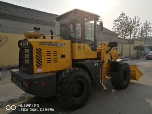 Wheel Loader for Sale Farming Machine Loader 2 Ton machine Loader pictures & photos