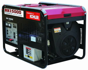 Easy Move 11kw 11kVA Generator (BK15000) pictures & photos