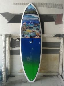 EPS Popular Stand up Paddle Board Epoxy Sup Surf Boards of Various Model