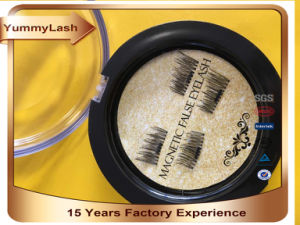 New Handmade Natural Magnetic Eyelashes pictures & photos