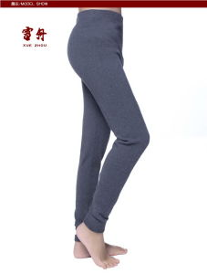 Yak Wool / Yak Cashmere / Knitted Wool Pants/Textile/Garment/Fabric pictures & photos