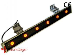 Waterproof DMX RGB or RGBW Liner 3in1 Tri Color LED Bar