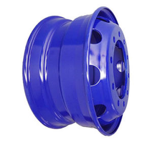 Truck Wheel and Steel Wheel Shandong Zhenyuan Wheel (24.5*8.25) pictures & photos