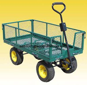 Garden Mesh Utility Cart pictures & photos