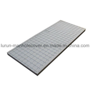2017 En124 Cable FRP GRP Manhole Cover with Frame pictures & photos