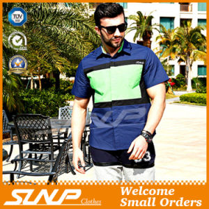Top-Quality Men′s Cotton Short Sleeve Clothing