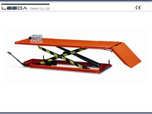 Motorcycle Scissor Lift Table (HL-TC500) pictures & photos