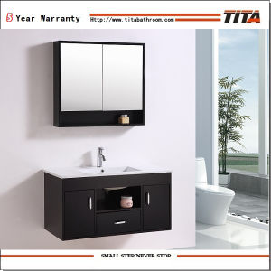 Bathroom Storage / Wall Cabinet / MDF Cabinet (T9081) pictures & photos