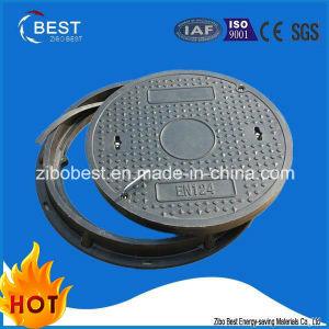 D400 En124 Round FRP SMC Diameter Manhole Cover pictures & photos