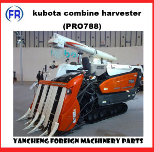Kubota 788 Combine Harvester pictures & photos