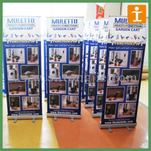 Good Quality Retractable Roll up Banner Stand for Display (TJ-001) pictures & photos