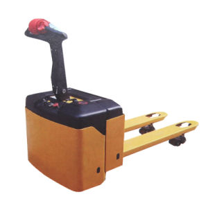 Electric Powered Pallet Truck (2t) pictures & photos