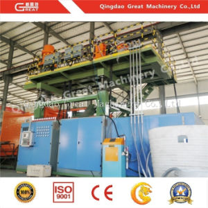 3000L-5 Layers Large Plastic Blow Molding Machine/Blowing Moulding Machiery pictures & photos