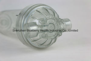 "10"" Water Filter Clear Housing Qy-10h-N pictures & photos"