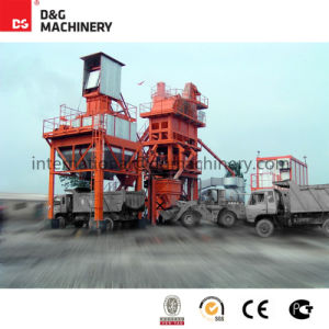 CE Pct Certificated 160 T/H Asphalt Mixing Plant for Road Construction pictures & photos