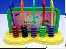 Children Plastic Abacus Educational Toys