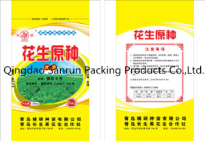Plastic Woven Bag for Packaging Seed pictures & photos