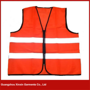 Wholesale Traffic High Visiblity Reflective Vest with En20471 (V04) pictures & photos