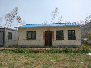 Portable Steel Fabrication Modern Homes/House pictures & photos